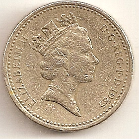coins and more: Did you know series (12): One Pound coins: The