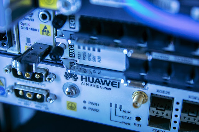 Troubled Huawei to Exit Undersea Cable Business After Trump Ban