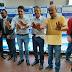Presidente da Câmara de Vereadores de Belo Jardim, Euno Andrade participou da posse do Dep. Federal Silvio Costa à presidência estadual do Republicanos