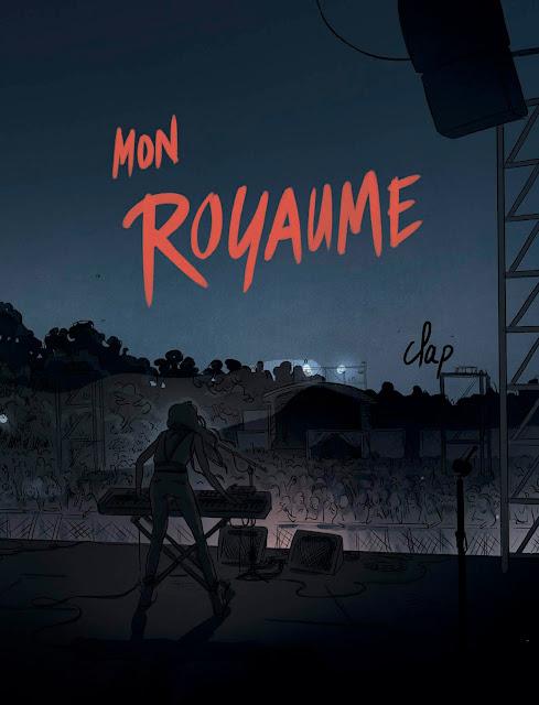 La nuit est mon royaume de Claire Fauvel aux éditions Rue de Sèvres page 7