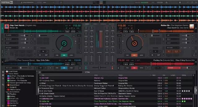 Aplikasi DJ Mixing Gratis Terbaik Untuk PC-4