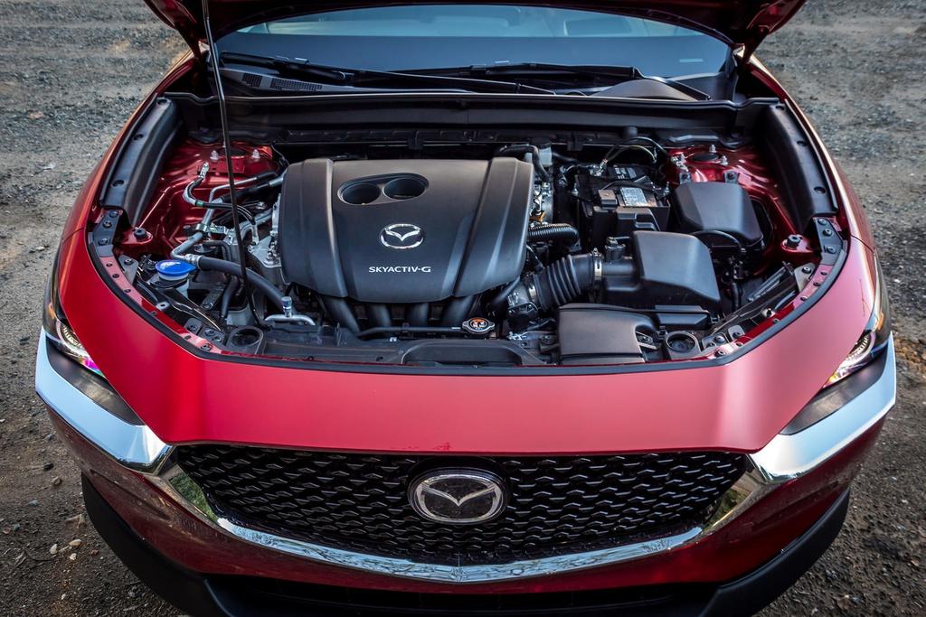 Đánh giá Mazda CX-30 2020 – thực dụng và phong cách