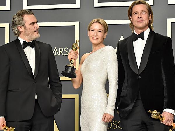 Oscars 2020 // Red Carpet Favorites
