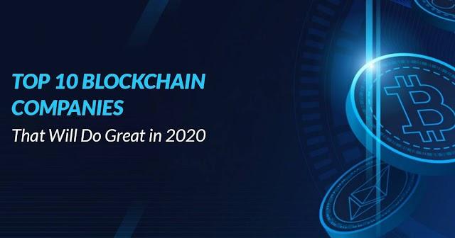 Top 10 Blockchain Technology Companies 2020