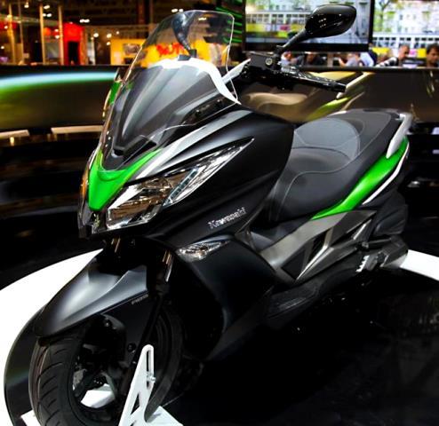 KMI Jual Kawasaki J125 di Indonesia