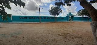 Cemitério de Baraúna abrirá para visitantes com restrições; confira