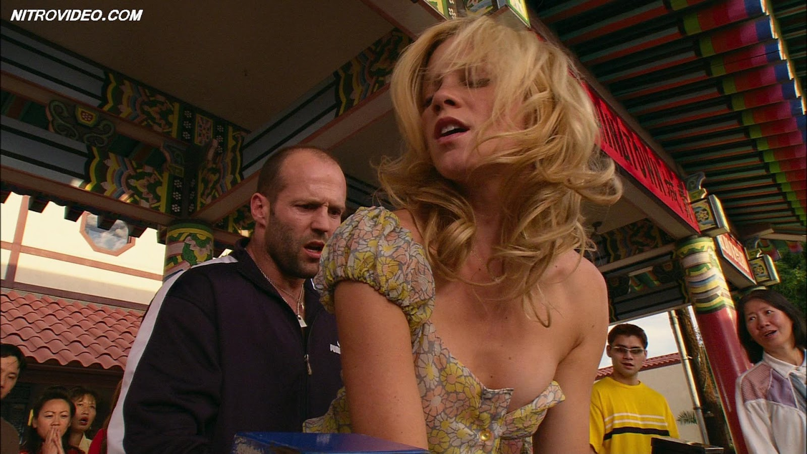 Jason statham and amy smart sex scene