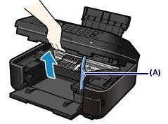 Résoudre l'erreur U051 sur les imprimantes Canon