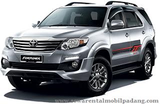 Sewa Mobil Fortuner Padang