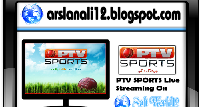 ptv sports tv channel live streaming soft world12. Black Bedroom Furniture Sets. Home Design Ideas