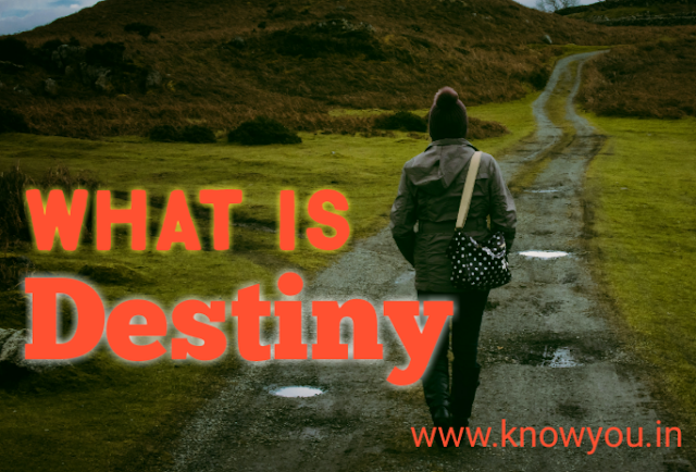 What is Destiny, What is Destiny for You, meaning of Destiny, Path of Destiny.  What is Destiny, What is Destiny for You, meaning of Destiny, Path of Destiny.   what is destiny. it was created not from heaven but it's a consequence of our actions in our past lifetimes and if we are not happy with our destiny. we must now put in better effort to improve it for the future put in so much of effort that before giving you the fruits of destiny. god himself asks what is it that you want is contentment in life. a good thing or a bad thing some people say if you are contented you will not progress. others say if you are discontented you will always be unhappy and dissatisfied. what do the scriptures say according to the vedas contentment is both a good thing and a bad thing. why it depends upon the kind of contentment of this word states in three things always be contented your spouse whatever he or she is not let it be, otherwise there is no end to it. the neighbor's wife is better the neighbor's husband is better. the grass is always greener on the other side so be contented in your spouse. in your wealth in your food and in three things never be contented in your study of vedic wisdom, always be thirsty for more knowledge in your practice of sadhana, meditation, japa and kirtan. i have not done anything as yet in your giving of charity in service always be dissatisfied so you keep on progressing just like a tree comes out from a little seed we have planted in us by the supreme lord. infinite potential for success provided. we are wary to avoid these three wrong kinds of contentment. they are the enemy of sadhana and they are called tushti tushti means santushti. contentment this is contentment based on false knowledge.   the first one is ishvar if god wants it to happen it will happen well. even if god wants you will have to put in the effort ram krishna paraman said just like the farmer plows the land and then waits for the rain. so put in your best and then hope for gr