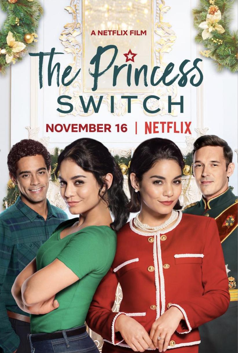 A princesa e a plebeia   Netflix