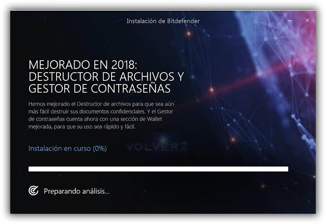 Bitdefender Total Security 2018 full imagenes