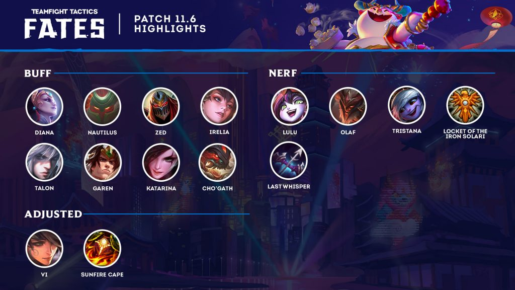 TFT: The 5 best champion comps for patch 11.6