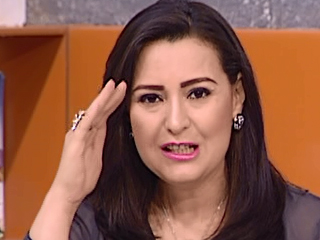 وفاة الإعلامية فاطمة النجدي اليوم الخميس بعد صراع مع المرض
