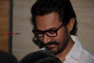 Bollywood Actor Aamir Khan Birthday Party Celetion Stills  0015.JPG
