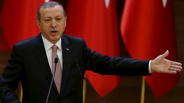 Ο Ερντογάν δεν σέβεται την απόφαση του συνταγματικού δικαστηρίου
