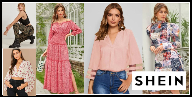 New Spring Offers Have Arrived from SHEIN!