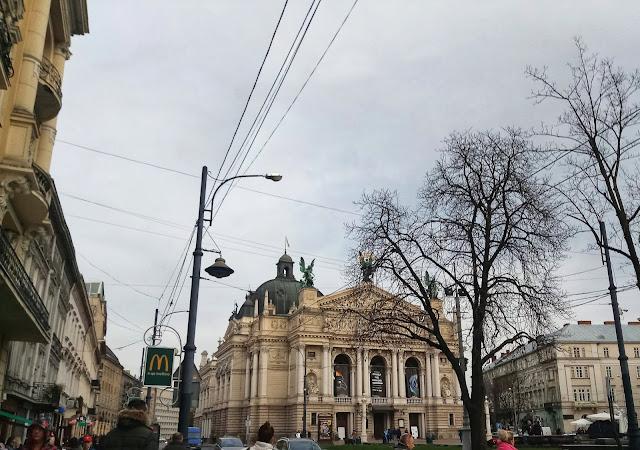Jak weekend to tylko we Lwowie!