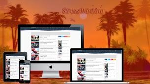 SuperMasBro Responsive Blogger Template - Responsive Blogger Template