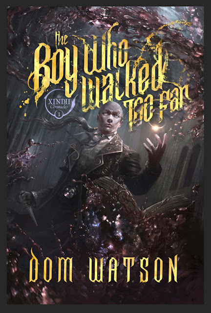 "Click Here To Order ""The Boy Who Walked Too Far"" by Dom Watson!!!"