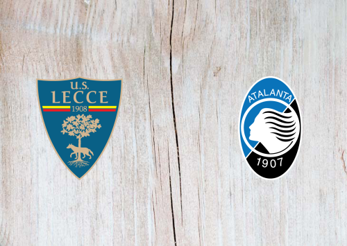 Lecce vs Atalanta -Highlights 1 March 2020