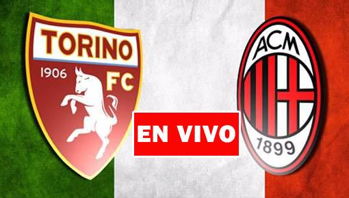 EN VIVO | Torino vs. AC Milan Jornada 36 de la Liga Italiana ¿Dónde ver el partido online gratis en internet?
