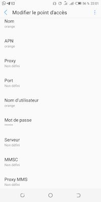 Comment créer un nouvel APN sur un smartphone Android