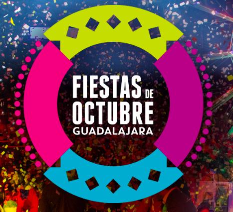 Fiestas de Octubre Guadalajara 2020 palenque y teatro del pueblo