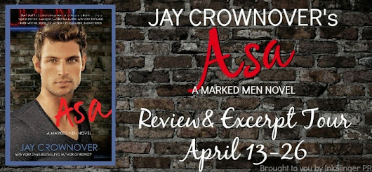Blog Tour Review & Giveaway: Asa by Jay Crownover