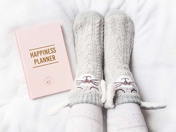 Happiness Planner by Brandmentalist