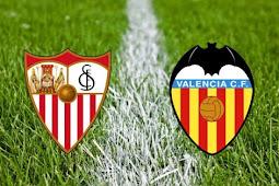 Luuk de Jong dan Ivan Rakitic Bawa Sevilla ke Perempat Final, Bungkam Valencia 3-0