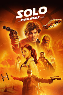 Solo A Star Wars Story 2018 Dual Audio 720p BluRay