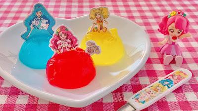ヒーリングっど♥プリキュア ドレスゼリー