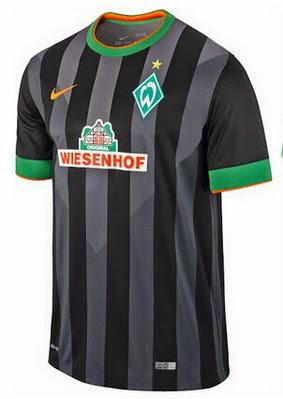 camisetas del futbol baratas  comprar camiseta del werder bremen ... 2cb8af9175489