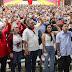 Sandinistas ratifican a Ortega y a Murillo como su fórmula presidencial