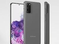 Handphone Layar Lengkung 2020