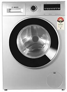 Bosch 8 Kg 5 Star Inverter Fully Automatic Front Load Washing Machine (WAJ28262IN)