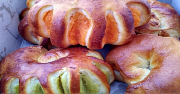 Sweet Potato Peek-A-Boo Bun Recipe