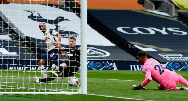 Tottenham Hotspur vs Newcastle United 1-1 Highlights