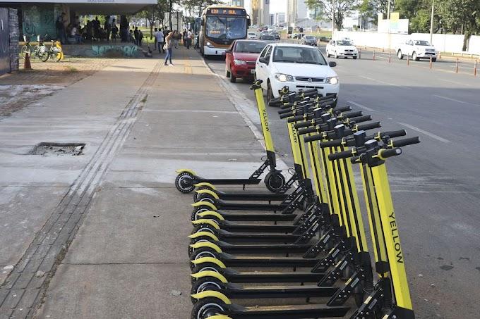 Empresa de patinetes e bicicletas encerra atividade em Porto Alegre e outras 13 cidades