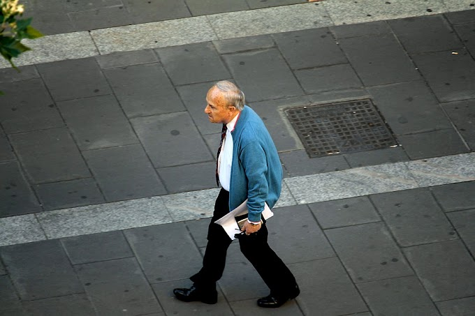 Cómo viajar con ancianos