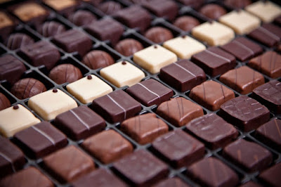 Even chocolates