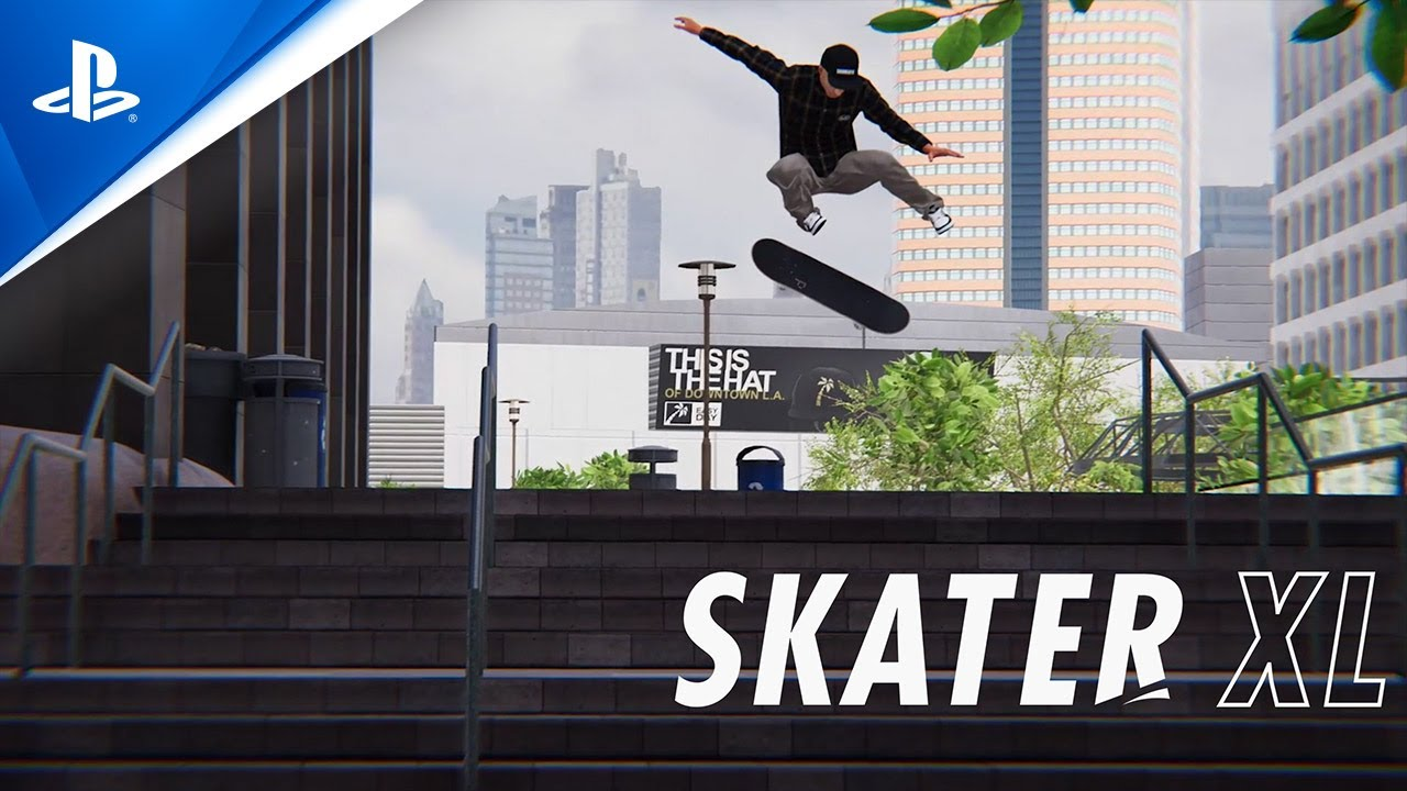 SKATER XL SETS RECORD WITH OVER 1 MILLION DOWNLOADS OF MODS IN A SINGLE DAY