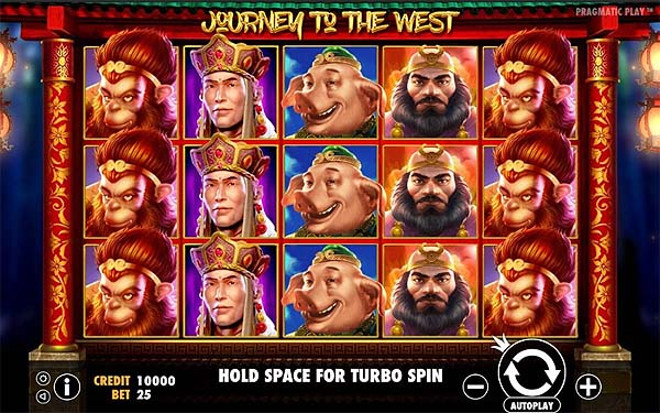 Main Gratis Slot Indonesia - Journey To The West (Pragmatic Play)