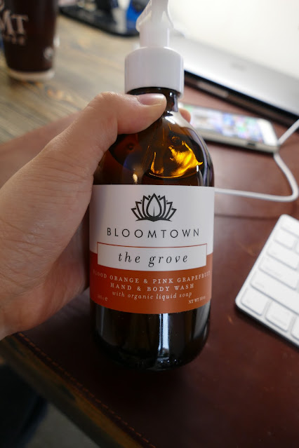 bloomtown review, natural skincare products uk, organic body wash uk review, best natural skincare, organic skincare uk, boomtown uk