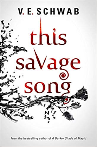 This Savage Song by Victoria Schwab | Superior Young Adult Fiction | Audiobook Review