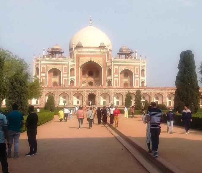 हुमायूं का मकबरा व अन्य मकबरा ( Humayu Tomb and other Tomb)