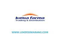 Loker Semarang Penanggung Jawab Alat Kesehatan di PT Kimia Farma Trading & Distribution