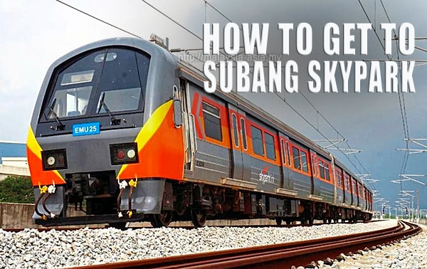 Best way to go to Subang SkyPark Terminal Airport